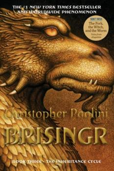 Brisingr 0375826726 Book Cover