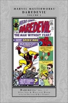 Marvel Masterworks Presents Daredevil: Reprinting Daredevil Nos. 1-11 - Book #17 of the Marvel Masterworks