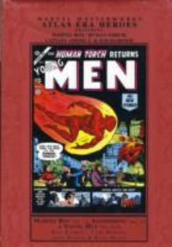 Marvel Masterworks Presents Atlas Era Heroes - Book #73 of the Marvel Masterworks