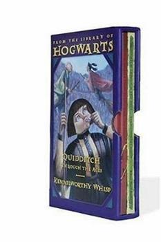 Harry Potter Schoolbooks Box Set: Two Classic Books from the Library of Hogwarts School of Witchcraft and Wizardry - Book  of the Hogwarts Library