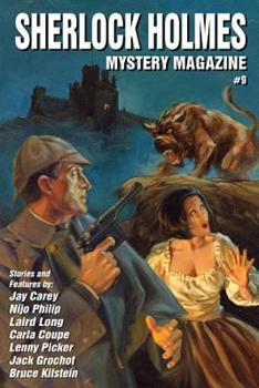 Sherlock Holmes Mystery Magazine #9 1434442071 Book Cover