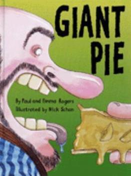 Hardcover Giant Pie Book
