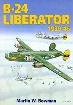 Hardcover B-24 Liberator 1939-45 Book