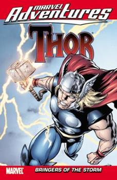 Marvel Adventures Thor: Bringers of the Storm - Book  of the Marvel Adventures