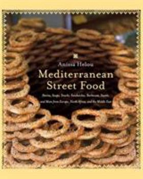 Mediterranean Street Food 0060195967 Book Cover