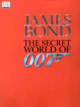 Hardcover The Secret World Of 007 [Large Print] Book