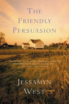 The Friendly Persuasion 0156336065 Book Cover
