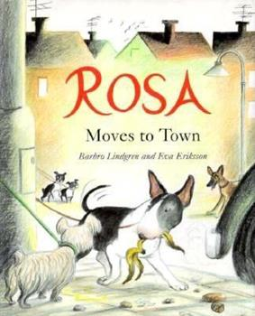 Rosa Moves to Town (Stella) - Book  of the Rosa