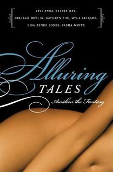 Alluring Tales:  Awaken the Fantasy 0061176036 Book Cover