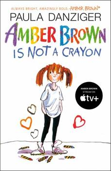 Paperback Amber Brown Is Not a Crayon Book