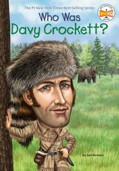 Who Was Davy Crockett? - Book  of the Who Was/Is...?