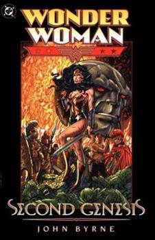 Wonder Woman: Second Genesis - Book  of the Wonder Woman