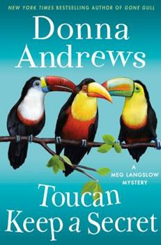 Toucan Keep a Secret 1250115477 Book Cover