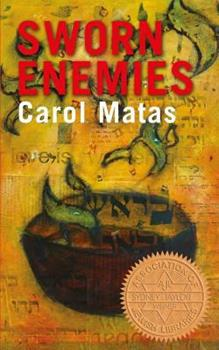 SWORN ENEMIES (Laurel-Leaf Books) 0553083260 Book Cover