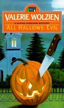 All Hallows' Evil (Susan Henshaw Mystery, Book 4) 0449147452 Book Cover