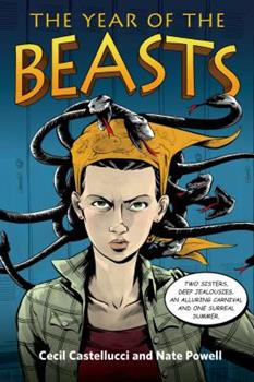 The Year of the Beasts 1596436867 Book Cover