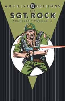 The Sgt. Rock Archives, Vol. 3 - Book  of the DC Archive Editions