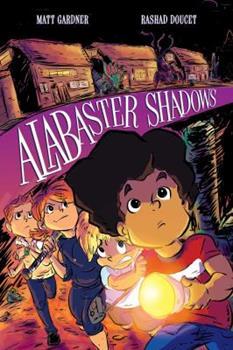 Alabaster Shadows - Book #1 of the Alabaster Shadows