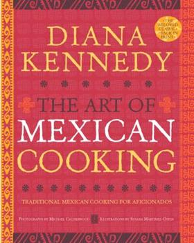 The Art of Mexican Cooking 0060123478 Book Cover