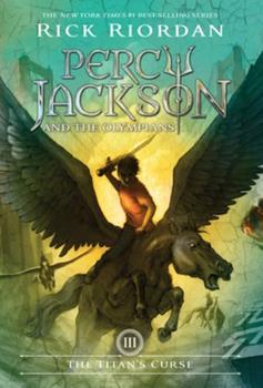 The Titan's Curse 1423101456 Book Cover