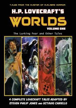 Worlds of H.P. Lovecraft: Volume One - Book  of the Worlds Of H.P. Lovecraft