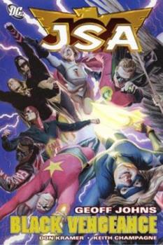 JSA, Vol. 10: Black Vengeance - Book  of the Complete Justice Society