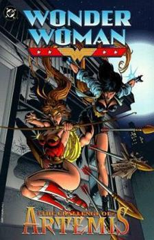 Wonder Woman: The Challenge of Artemis - Book  of the Wonder Woman