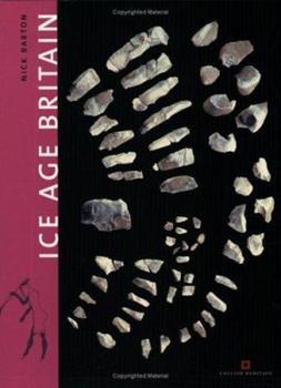 Paperback Ice Age Britain (English Heritage) Book