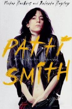 Patti Smith : An Unauthorized Biography 0684823632 Book Cover
