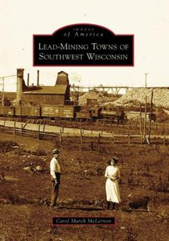 Paperback Lead-Mining Towns of Southwest Wisconsin Book