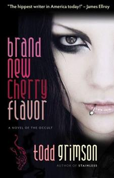 Brand New Cherry Flavor 0061052337 Book Cover