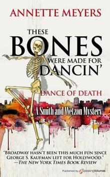 These Bones Were Made for Dancin' 0553569767 Book Cover