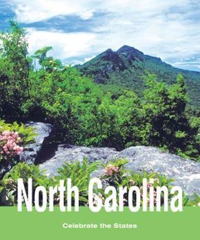 North Carolina - Book  of the Celebrate the States
