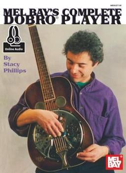 Complete Dobro Player 0786692022 Book Cover