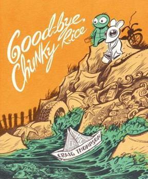 Paperback Good-Bye, Chunky Rice Book