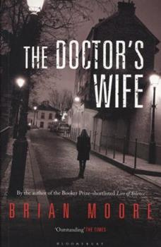 The Doctor's Wife 0374140960 Book Cover