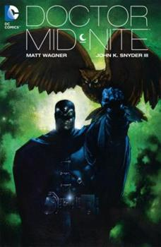 Doctor Mid-Nite - Book  of the Complete Justice Society