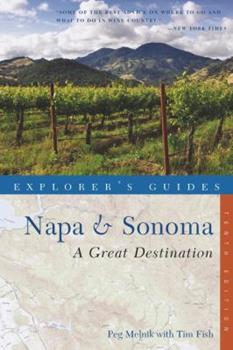 Paperback Napa & Sonoma: A Great Destination Book
