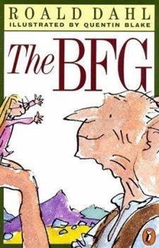 Paperback The BFG Book