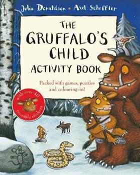 The Gruffalo's Child Big Activity Book - Book  of the Gruffalo