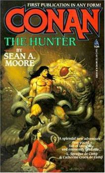 Conan The Hunter (Conan) - Book  of the Conan the Barbarian
