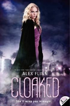 Cloaked 0060874228 Book Cover