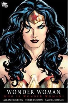 Wonder Woman: Who Is Wonder Woman? - Book  of the Wonder Woman