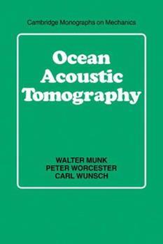 Paperback Ocean Acoustic Tomography Book