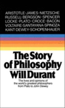 The Story of Philosophy 0671460765 Book Cover