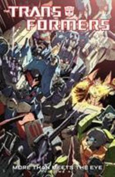 Transformers: More Than Meets the Eye, Volume 4 - Book #4 of the Transformers: More Than Meets the Eye