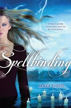 Spellbinding 0545433800 Book Cover