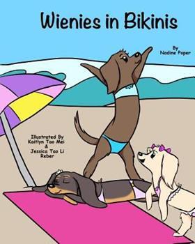 Paperback Wienies in Bikinis Book