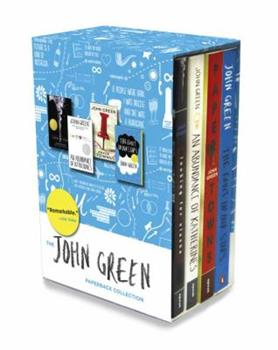 Paperback John Green Box Set Book