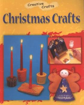 Paperback Christmas Crafts Book